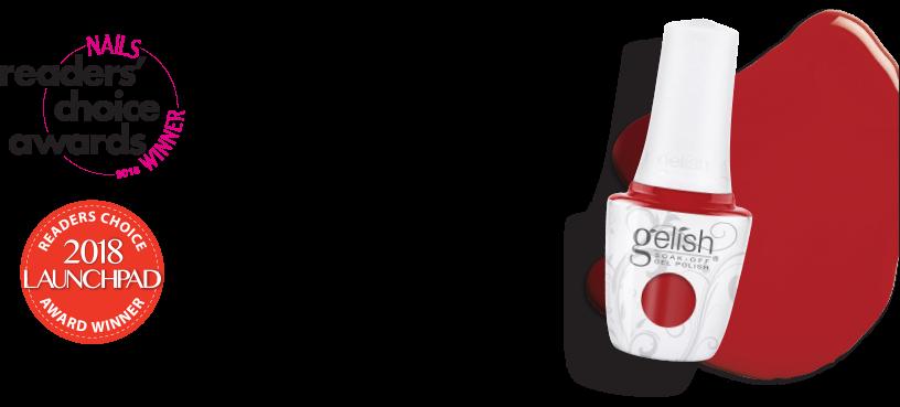 Nails Magazine: Favorite Gel-Polish (UV/LED Cured Polish) Gelish® and Launchpad: Soak-Off Gel Polish Soak Off Gel Polish Gelish® Soak-Off Gel Polish