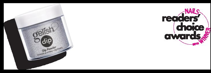 Nails Magazine: Favorite Dip System Gelish® Dip Powder