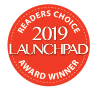 Readers Choice Award Winner 2019 Launchpad