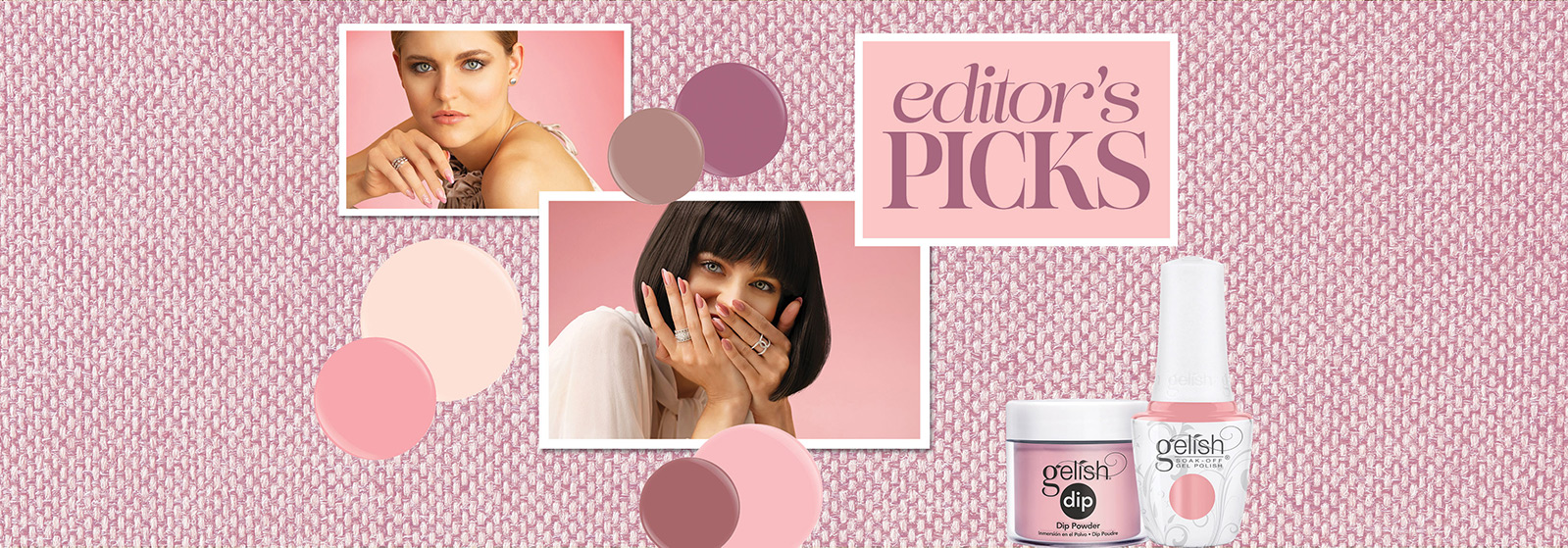 Editor's Picks - Collection Spring 2020