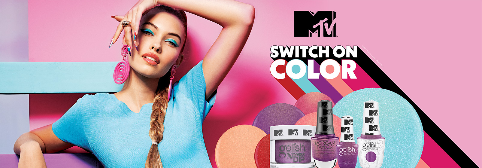 Switch ON Color - Collection Summer 2020