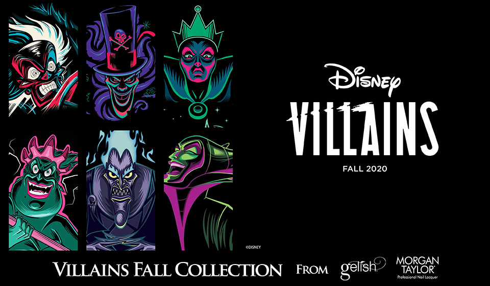 Disney Villains - Collection Fall 2020