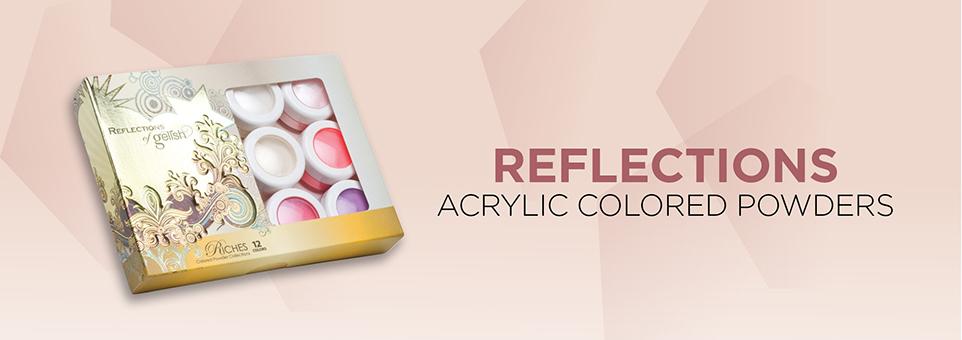 Acrylic Refections of Harmony