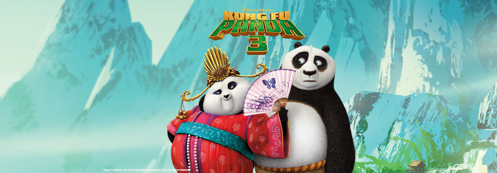 Kung-Fu Panda Collection