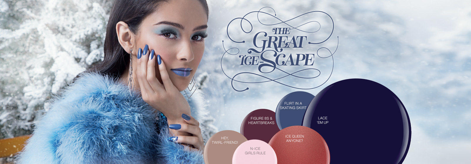 The Great Ice-scape Collection