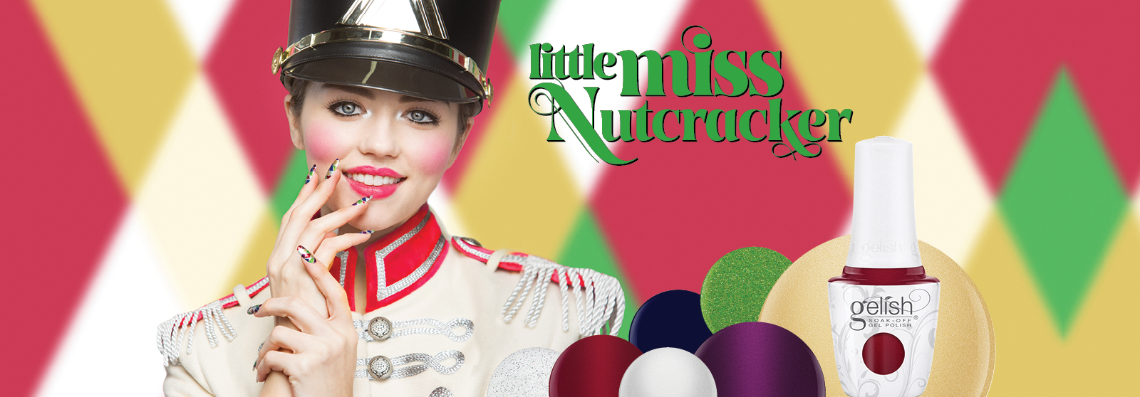 Little Miss Nutcracker Collection Holiday 2017