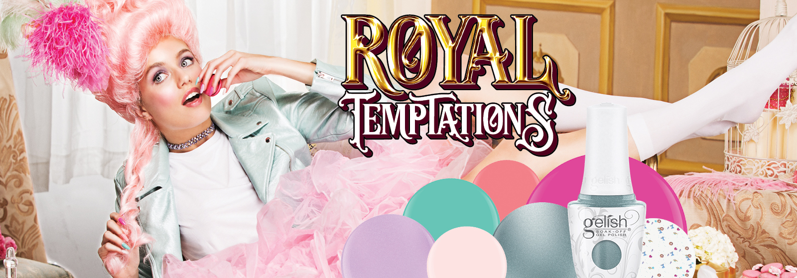 Royal Temptations Collection Spring 2018
