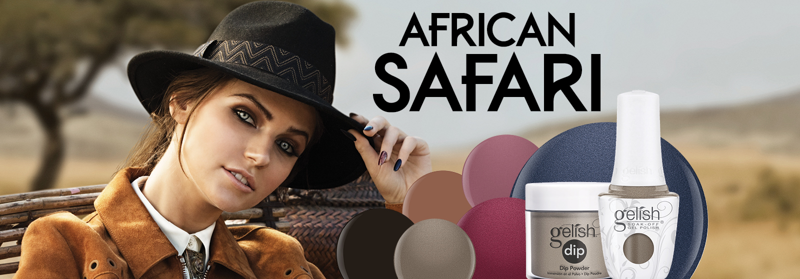 African Safari Collection Summer 2018