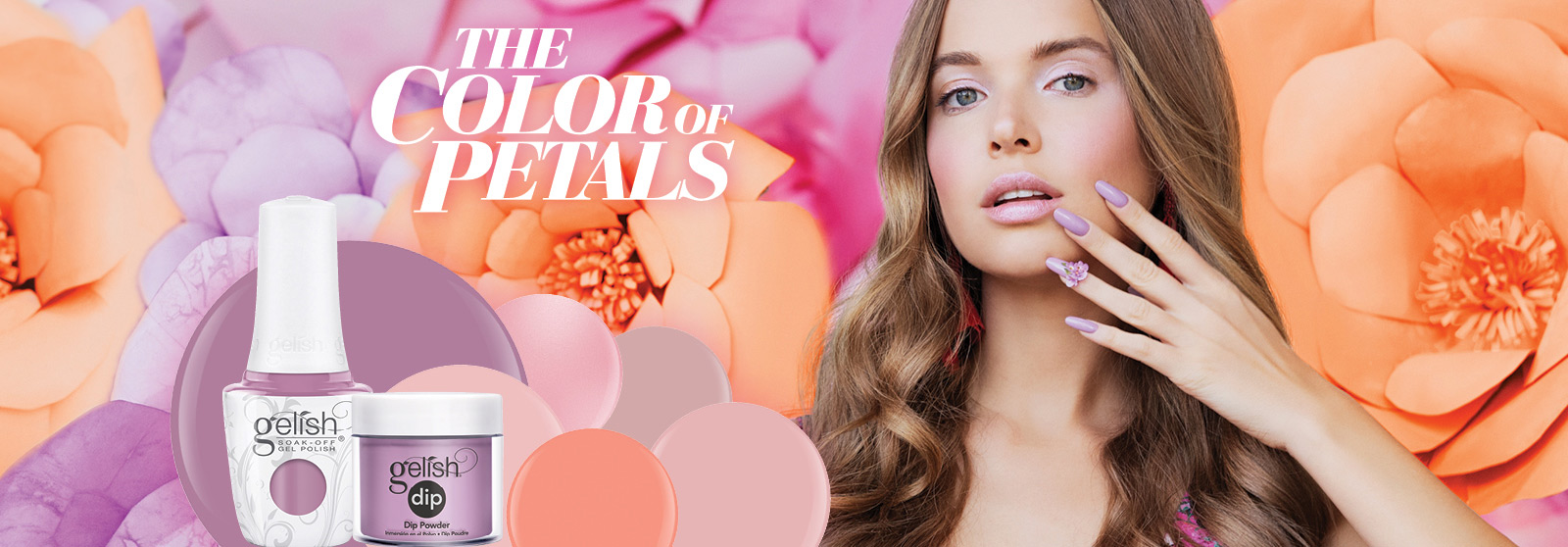 The Color Of Petals Spring 2019