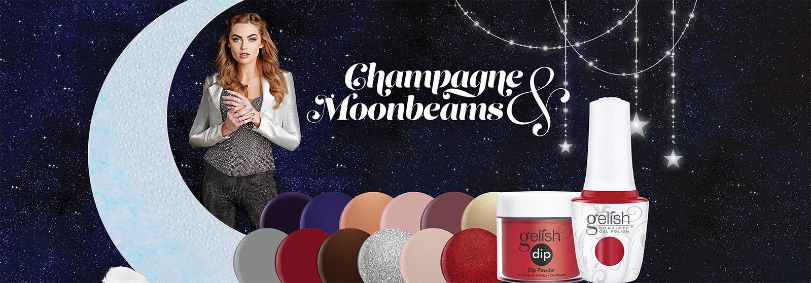 Champagne And Moonbeans - Collection Winter 2019