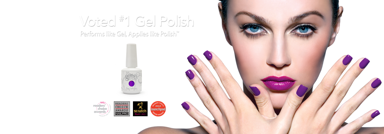 Voted #1 Gel Polish