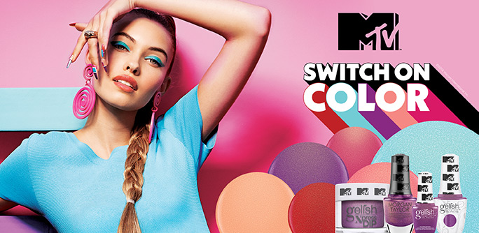 Switch On Color With MTV