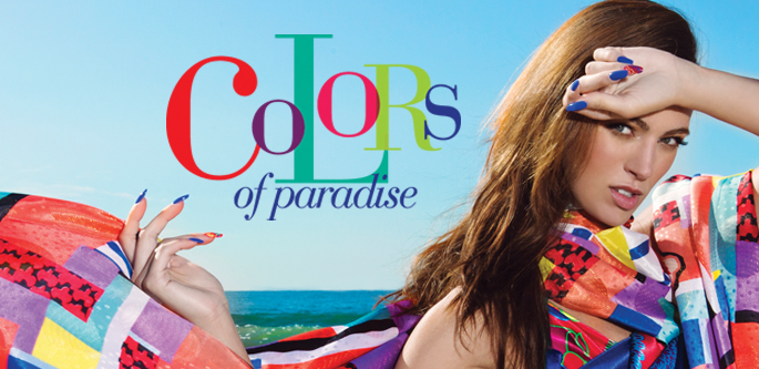 Colors of Paradise