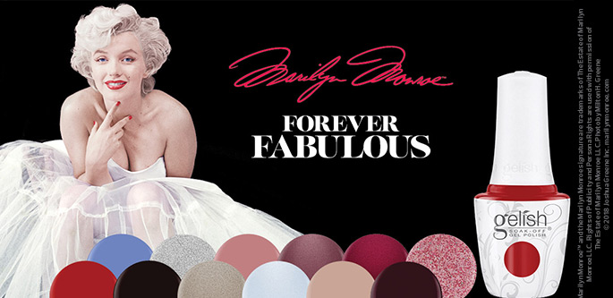 Forever Fabulous Marilyn Monroe Holiday/Winter 2018