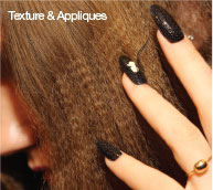 Texture and Appliques
