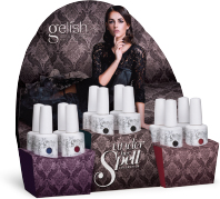 Under her Spell 12pc display