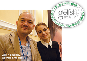Gelish Gives Back