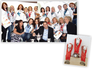 Bulgaria Nail Harmony Leads the Charge at Nailympics London