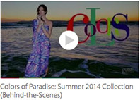 Colors of Paradise Behind the Sceenes Video