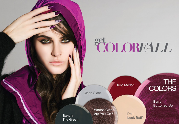 Get Color Fall 2014