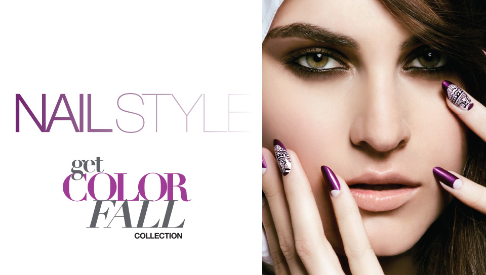 Nail Style: The Industry Standard, Get Color Fall Collection