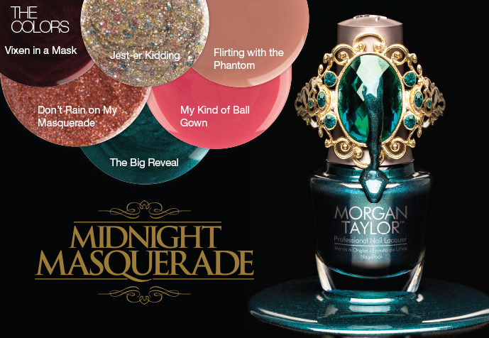 Midnight Masquerade Collection