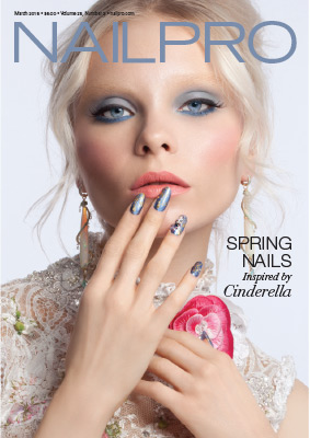 NailPro Makes Morgan Taylor The Belle of the Ball!