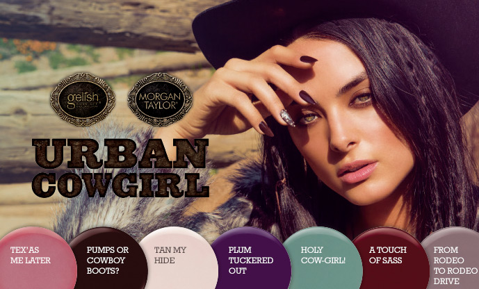 Urban Cowgirl Fall Collection