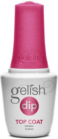 Top Coat - Top Coat achieves a high gloss shine and contains Vitamin A and E to protect and strengthen the natural nail during wear.