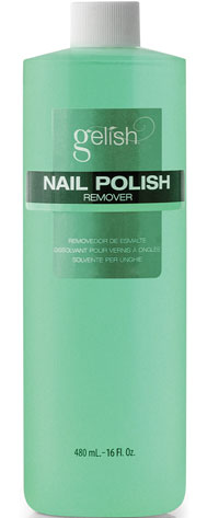Nail Polish Remover - Gently removes polish in minutes while conditioning the nails and skin with vitamin E and aloe.