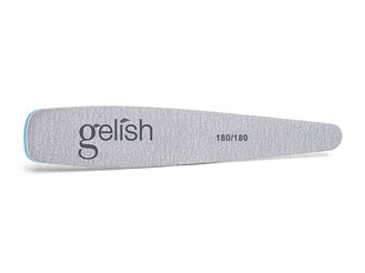 180/180 Grit File - Used for refining and finishing any artificial nail surfaces.