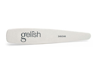 240/240 Thin Wooden File - Refining and finishing any artificial nail surface.
