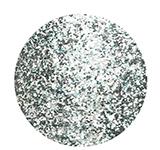 1400 Emerald Dust - Micro Green/Silver Glitter