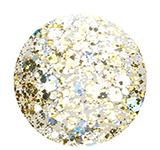 1401 Grand Jewels - Gold Holographic Glitter