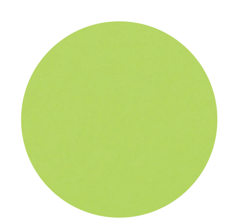 1623 Lime All The Time - Cr&eaccent;me Neon