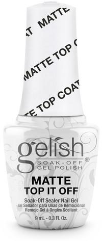 Matte Top It Off Sealer Gel