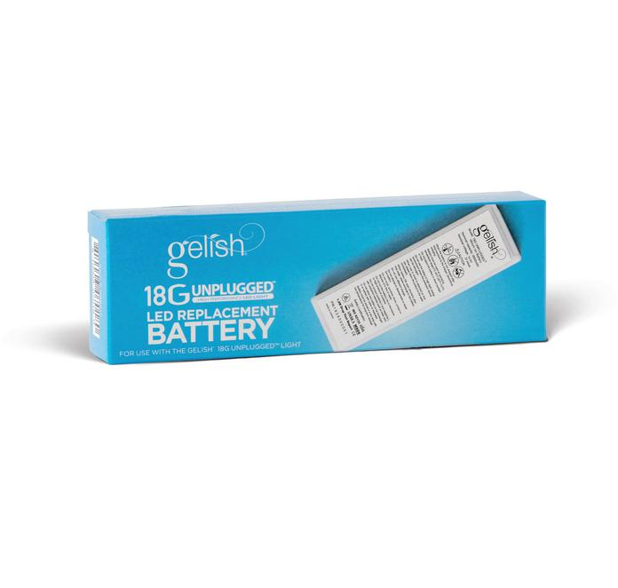 Gelish® Unplugged LED Replacement Battery